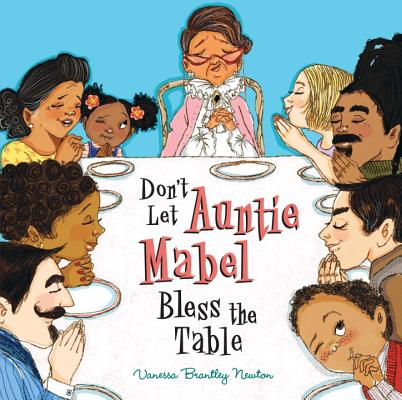 Don't Let Auntie Mabel Bless the Table Cover Image