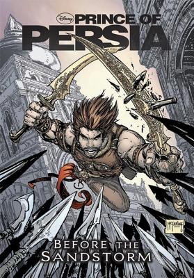 Cover for Prince of Persia Before the Sandstorm -- A Graphic Novel Anthology