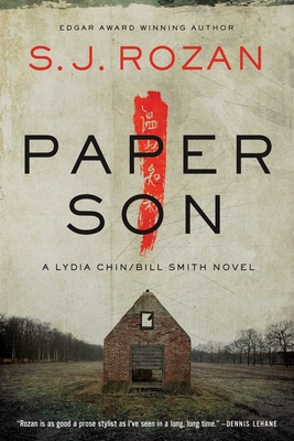 Paper Son: A Lydia Chin/Bill Smith Novel (Lydia Chin/Bill Smith Mysteries #12) Cover Image