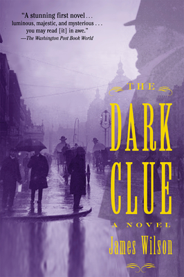 The Dark Clue Cover