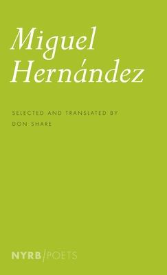 Miguel Hernandez Cover
