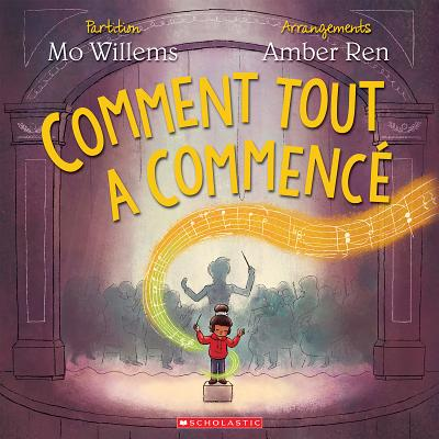 Comment Tout A Commence = Because Cover Image