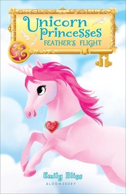 Unicorn Princesses 8: Feather's Flight Cover Image