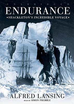 Endurance: Shackleton's Incredible Voyage Cover Image