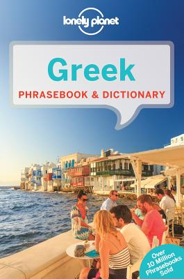 Lonely Planet Greek Phrasebook & Dictionary cover image