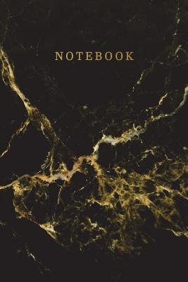 Notebook: Marble + Gold Quad Ruled 4 X 4 (.25 Cover Image