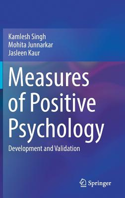 Measures of Positive Psychology: Development and Validation Cover Image