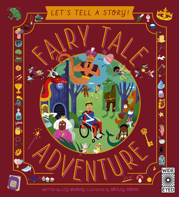 Cover for Let's Tell a Story! Fairy Tale Adventure
