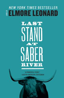 Last Stand at Saber River Cover Image
