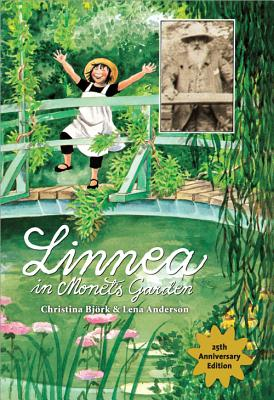 Linnea in Monet's Garden Cover Image