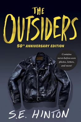 The Outsiders 50th Anniversary Edition Cover Image