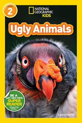 National Geographic Readers: Ugly Animals Cover Image