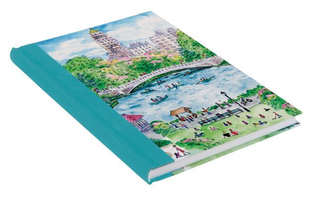 Michael Storrings New York in Four Seasons Journal Cover Image