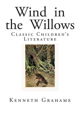 The Wind in the Willows: Classic Children's Literature Cover Image