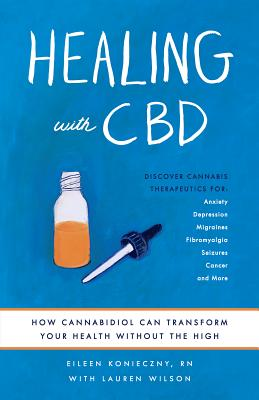 Cover for Healing with CBD