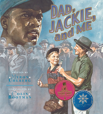 Dad, Jackie, and Me Cover