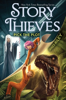 Pick the Plot (Story Thieves #4) Cover Image