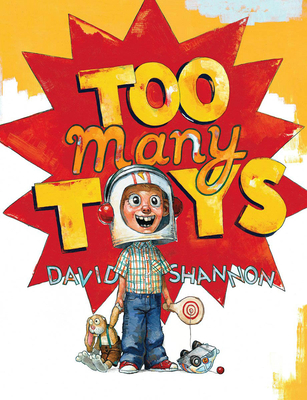 Too Many Toys Cover Image