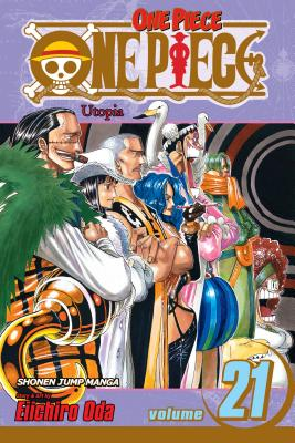 One Piece, Vol. 21 Cover Image