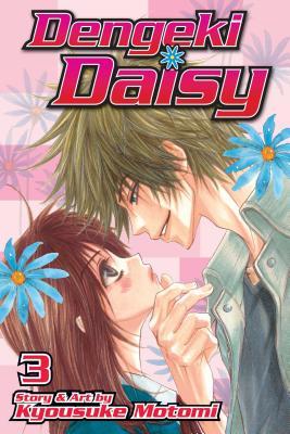 Dengeki Daisy, Volume 3 Cover