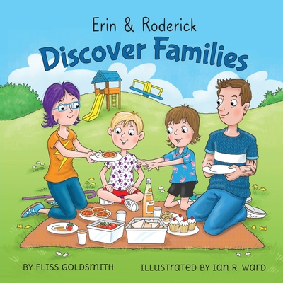 Erin & Roderick Discover Families Cover Image