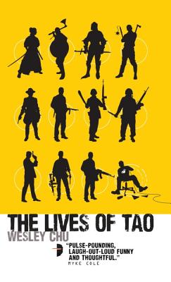 The Lives of Tao Cover