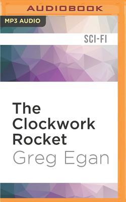 Cover for The Clockwork Rocket (Orthogonal Trilogy #1)