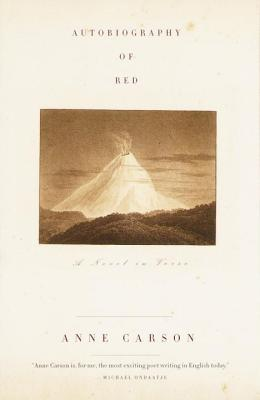 Autobiography of Red Cover