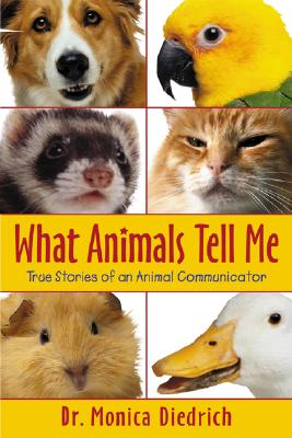 Cover for What Animals Tell Me
