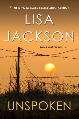 Unspoken: A Heartbreaking Novel of Suspense Cover Image