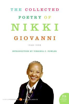 The Collected Poetry of Nikki Giovanni: 1968-1998 Cover Image