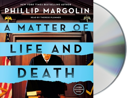 A Matter of Life and Death: A Robin Lockwood Novel Cover Image