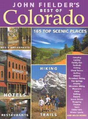 John Fielder's Best of Colorado Cover