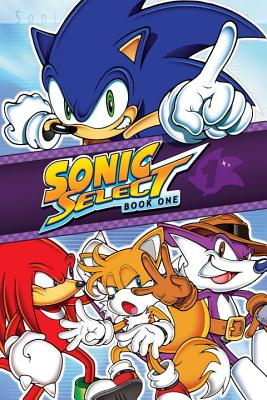 Sonic Select Book 1 Cover