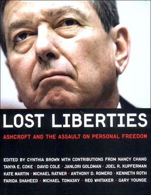 Lost Liberties Cover
