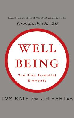 Wellbeing: The Five Essential Elements Cover Image