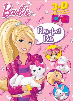 Purr-Fect Pets (Barbie) Cover