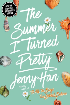 The Summer I Turned Pretty Cover