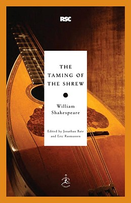 The Taming of the Shrew (Modern Library Classics) Cover Image