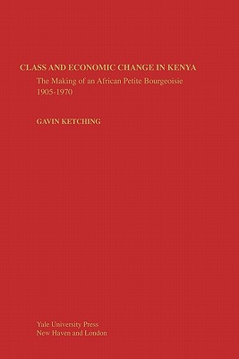 Class and Economic Change in Kenya Cover
