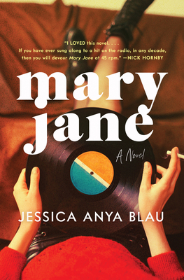 Cover of Mary Jane by Jessica Anya Blau