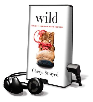 Wild: From Lost to Found on the Pacific Crest Trail (Playaway Adult Nonfiction) Cover Image