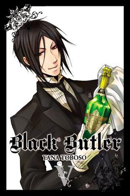 Black Butler, Vol. 5 Cover
