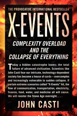 X-Events: Complexity Overload and the Collapse of Everything Cover Image