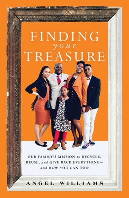 Cover for Finding Your Treasure