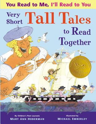 You Read to Me, I'll Read to You: Very Short Tall Tales to Read Together Cover Image