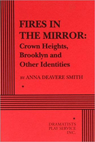 Cover for Fires in the Mirror