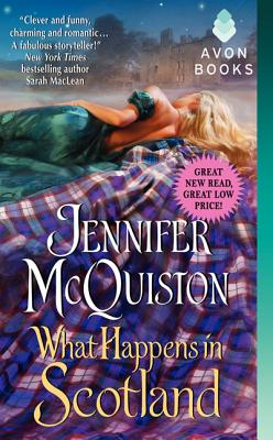 What Happens in ScotlandJennifer McQuiston