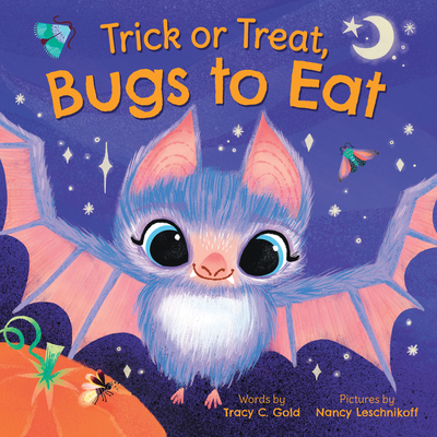 Trick or Treat, Bugs to Eat Cover Image