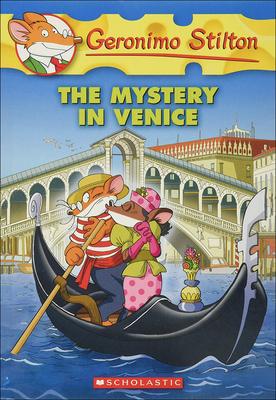 Mystery in Venice (Geronimo Stilton #48) Cover Image